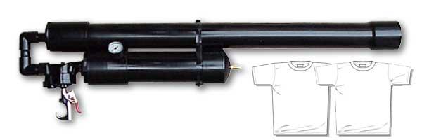 Air Cannon Plans Air Cannon Kits American Air Cannon